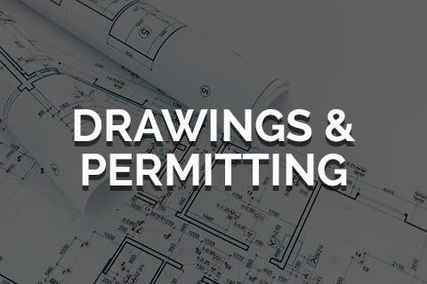 Drawings & Permitting - MEP Engineering