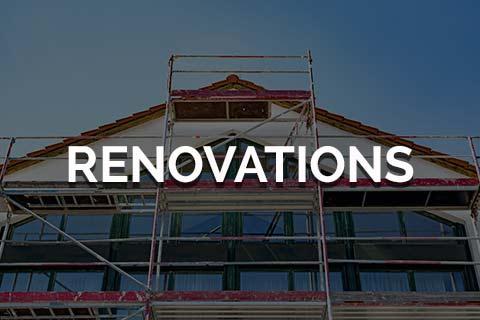 Renovations - MEP Engineering